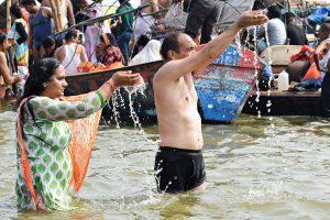 Rio Ganges-India