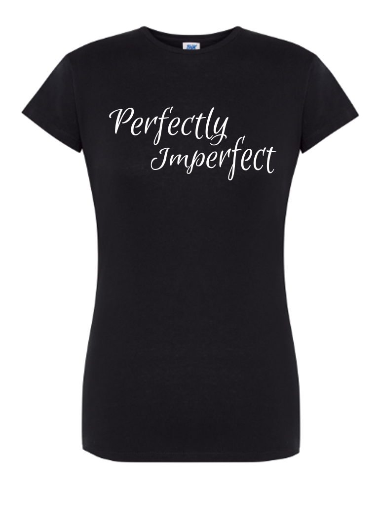 Camiseta Perfectly Imperfect