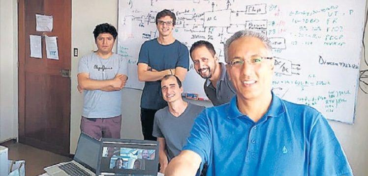 Biomédicos Peruanos aportando soluciones