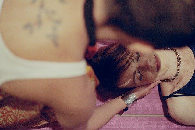 Aplicación de Terapia Reiki Usui
